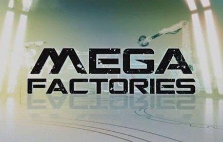Смотреть шоу Мегазаводы онлайн