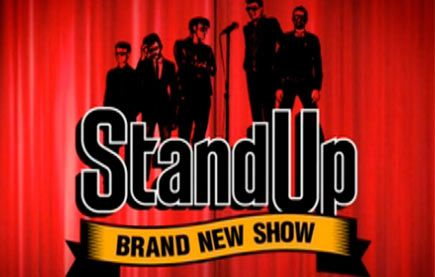 Смотреть шоу Stand Up онлайн