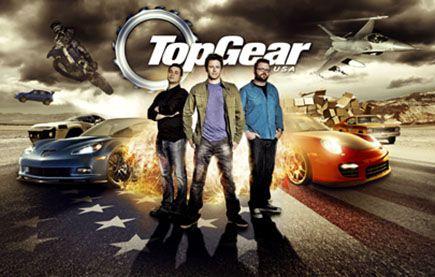 Смотреть шоу Топ Гир Америка онлайн