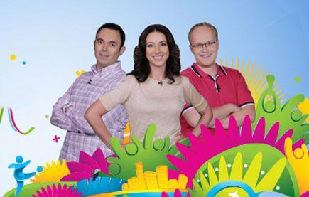Смотреть шоу Оле, Мундіаль! онлайн