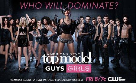 Смотреть шоу Топ-модель по-американски онлайн