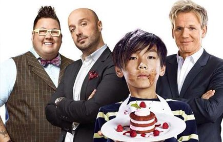 Смотреть шоу Лучший повар Америки: Дети онлайн