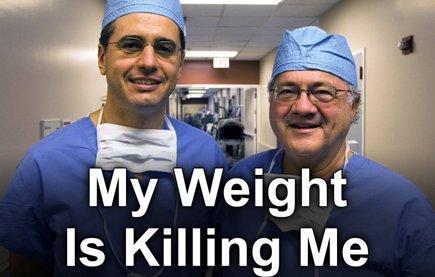 Смотреть шоу Мой вес убивает меня онлайн