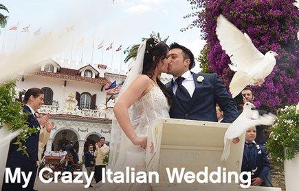 Смотреть шоу Безумная свадьба по-итальянски онлайн