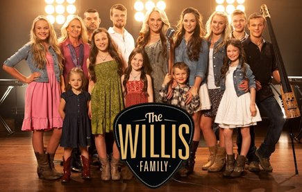 Смотреть шоу Семейство Уиллисов онлайн