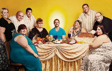 Смотреть шоу Сбросим лишний вес (Великобритания) онлайн
