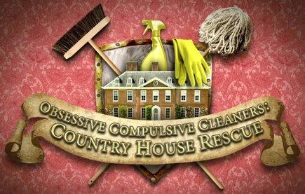 Смотреть шоу Помешанные на чистоте: Спасение особняков онлайн