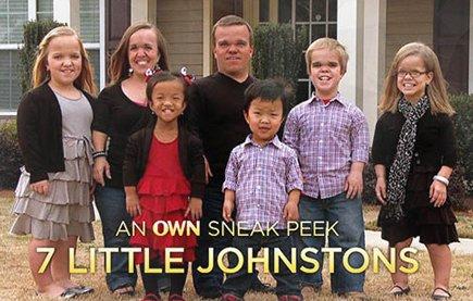 Смотреть шоу 7 маленьких Джонстонов онлайн