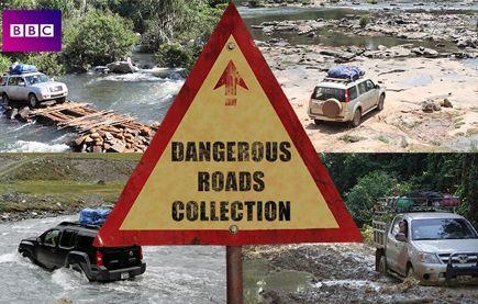 Смотреть шоу Самые опасные дороги мира онлайн
