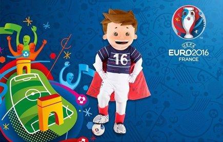 Смотреть шоу Чемпионат Европы по футболу 2016 онлайн