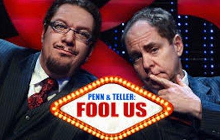 Смотреть шоу Кто обманет Пенна и Теллера? онлайн