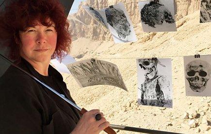 Смотреть шоу Бессмертный Египет с Джоанн Флетчер онлайн