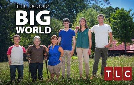 Смотреть шоу Жить непросто людям маленького роста! онлайн