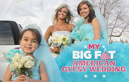 Смотреть шоу Лучшая свадьба в таборе по-американски онлайн