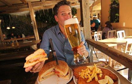 Смотреть шоу Самые странные рестораны в мире онлайн