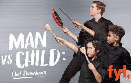 Смотреть шоу Битва поваров. Дети против взрослых онлайн