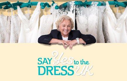 Смотреть шоу Оденься к свадьбе: Великобритания онлайн