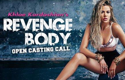 Смотреть шоу Борьба с телом с Хлои Кардашьян онлайн