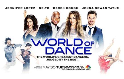 Смотреть шоу Мир танцев онлайн