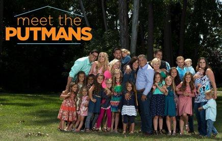 Смотреть шоу Знакомство с Путманами онлайн