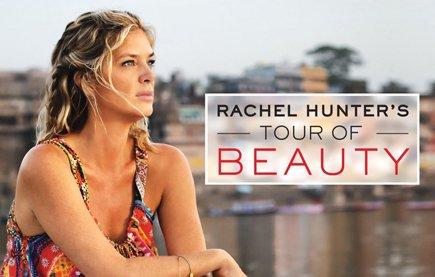 Смотреть шоу Рэйчел Хантер в поисках секретов красоты онлайн